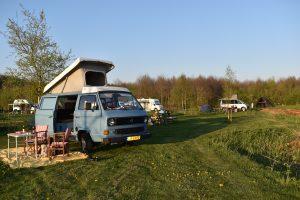 Camper bij Het Bos Roept!