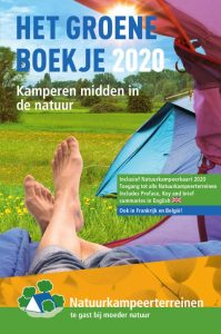 Cover van Het Groene Boekje 2020