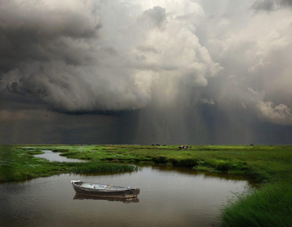 Fotowedstrijd Landschapskunst - Nummer 1 Wim Hoek